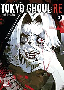 Tokyo Ghoul:RE Edition simple Tome 3