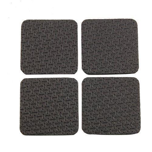 sourcingmapr-tappetino-adesivo-di-schiuma-quadrato-nero-antiscivolo-per-mobili-x4