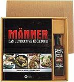 Das ultimative Männer Kochbuch mit Jack Daniel's BBQ Sauce 22526