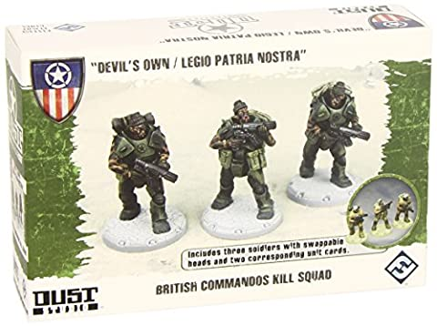Dust Tactics - Dust Tactics: French Legion/Brit