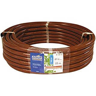 AQUACENTER Aqua Center m116910 – Tuberia for Drip Ø 16 mm 25 M. Marron with Integrated Goteros Each 35 cm
