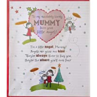 To my Absolutely Lovely MUMMY from your Little Angel