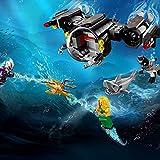 LEGO DC Comics Super Heroes - Le Bat-Sous-Marin de Batman et le Combat sous l'eau - 76116 - Jeu de Construction