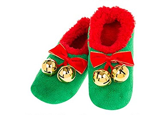 Snoozies , Chaussons pour femme GOLD BAUBLES