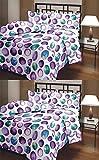 SVT Adorable Colour Bubbles Print Revers...