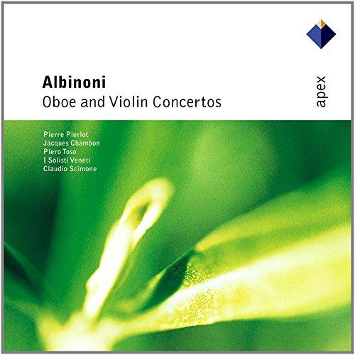 Concertos Pour Hautbois, Concertos Pour Violon