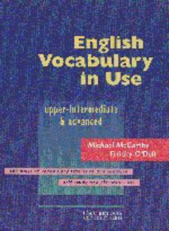 English Vocabulary in Use Upper-intermediate With answers (Académique)