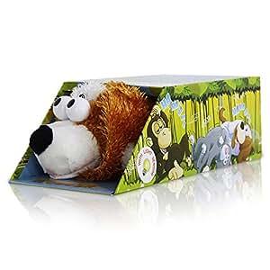 HC-Handel 912330Roffles Tiere Hund lachend und rollend 29 x 13 cm
