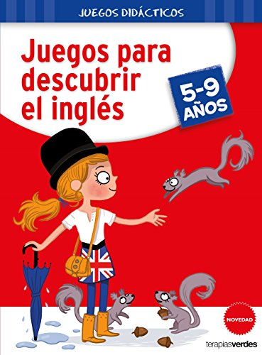 Juegos para descubrir el inglés (Terapias Juegos Didácticos) por J. L., LEBRUN, SANDRA CARON
