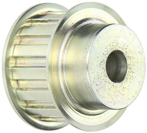 Gates PB15L075 PowerGrip Steel Timing Pulley, 3/8
