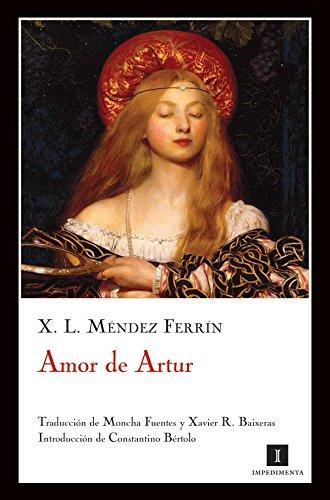 Amor De Artur (Impedimenta) por Enrique Redel Lozano