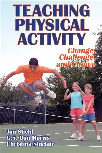 Stiehl, J:  Teaching Physical Activity