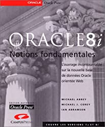 Oracle8i : Notions fondamentales