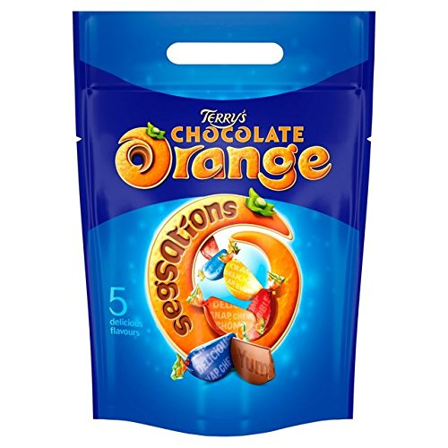 Terry's Chocolate Orange Segsations 450g Pouch