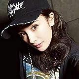 HKHJN Cappello femminile estate marea persona Yang nero hip hop berretto da baseball potere piegare tappo maschio HKHJN (Color : Tte- power black-Adjustable)