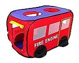 Sapphire Feuerwehrzelt Test