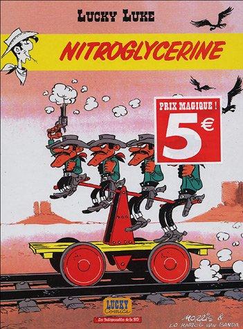 Lucky Luke : Nitroglycérine