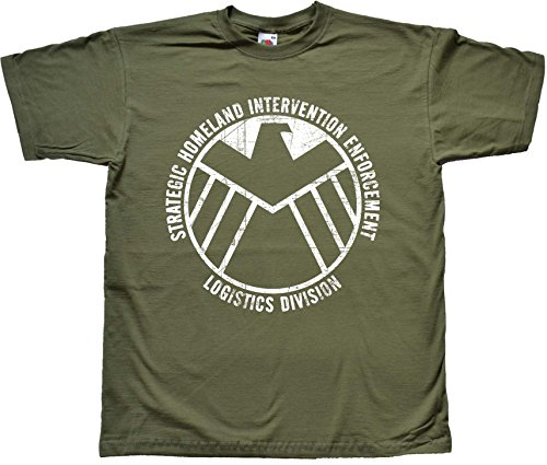Teamzad SHIELD T Shirt