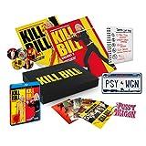 Kill Bill: Volume 1 & 2 - Black Mamba Edition - Ultimate Fan Collection [Blu-ray]