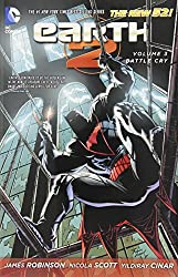 Earth 2 Vol. 3: Battle Cry (The New 52) by James Robinson (2014-04-15)