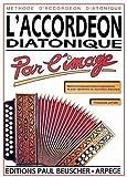 Partition : L'accordeon diatonique par l'image F. Lefort