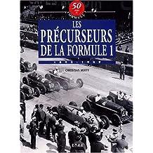 Les précurseurs de la formule 1, volume 6
