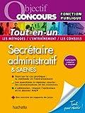 Image de Objectif Concours Tout-en-un - Secrétaire administratif & SAENES Cat