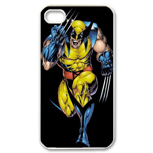 LP-LG Phone Case Of Wolverine For Iphone 4/4s [Pattern-6] Pattern-5