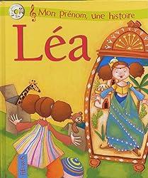 Mon prénom : Léa (+ CD)