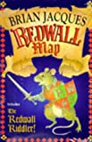 Redwall Map and the Redwall Riddler (Red Fox)
