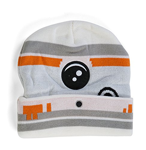 Star Wars VII: The Force Awakens BB-8 Cuff Beanie Hat