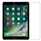iPad Pro 10,5 Panzerglas Schutzfolie, Zloer Displayschutz iPad Pro 10,5 Glass Folie Schutzfolie Glas Panzerfolie Displayschutzfolie für Apple iPad Pro 10,5' (2017)
