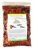 Zoomeister - Flockenfutter - Farbfutter für Zierfische