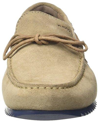 Geox U Shark A, Mocassins (Loafers) Homme Beige (Sand)