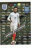 Panini Adrenalyn XL FIFA 3652018Daniel Sturridge Limited Edition