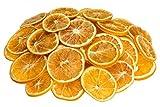 NaDeco Orangenscheiben getrocknet 250g | Deko Orangenscheiben | Getrocknete Orangenscheiben | Deko Orangen Scheiben | Früchtescheiben | Weihnachtsdekoration | Adventsdekoration