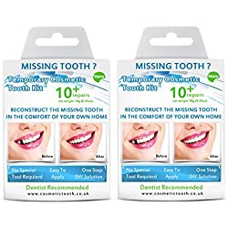 Set pour fausse dent temporaire « Missing tooth? » -