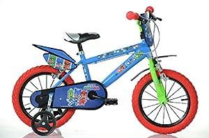 "Dino Bikes 416U-PJ Niños Rastrear 19"" Acero bicicletta - Bicicleta (Vertical, Rastrear, 48,3 cm (19""), Acero, Cadena)"