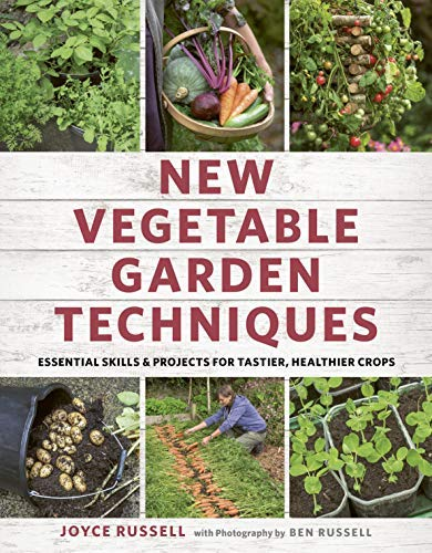 New Vegetable Garden Techniques (English Edition)