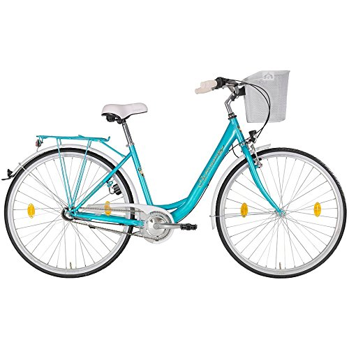 PERFORMANCE CITY BIKE (MUJER) 66 04 CM  71 12 CM 71 12 CM  46 CM