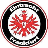 Eintracht Frankfurt Germany Soccer Football Hochwertigen Auto-Autoaufkleber 12 x 12 cm