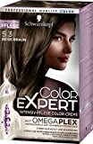 Schwarzkopf Color Expert Intensiv-Pflege Color-Creme 5.3 Beige-Braun, 3er Pack...