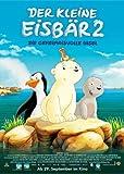 Der kleine Eisbär 2 - Die geheimnisvolle Insel [Alemania] [DVD]