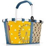 Reisenthel Panier Carrybag, panier, Housse, pour Shopping, Bavaria 2, bk4045