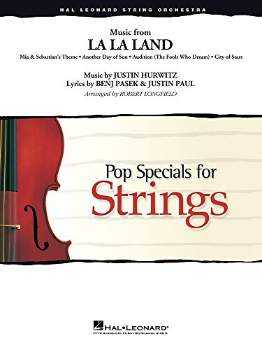 Music from La La Land (String Orchestra Score and Parts))