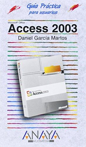 Access 2003 (Guías Prácticas)