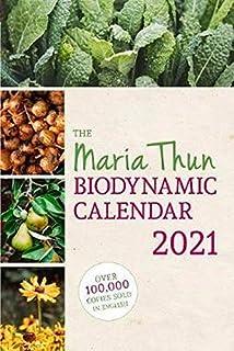 The Maria Thun Biodynamic Calendar 2020: 2020: Amazon.co.uk: Thun
