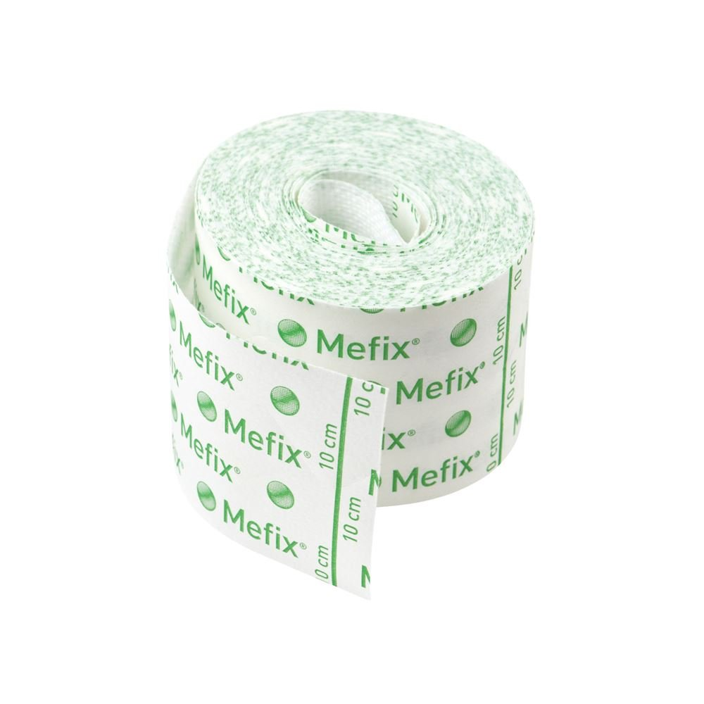 Mefix Dressing Retention Self Adhesive Fabric Tape 10cm x 10m