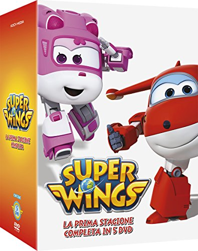 Super Wings Collection (5 Dvd)