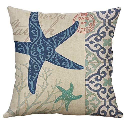 Yvelands home quadrato federa cuscino set custodia piazza gettare soft solid decorativa federe set cuscino per divano letto auto pillow,cuscino di creature di lino